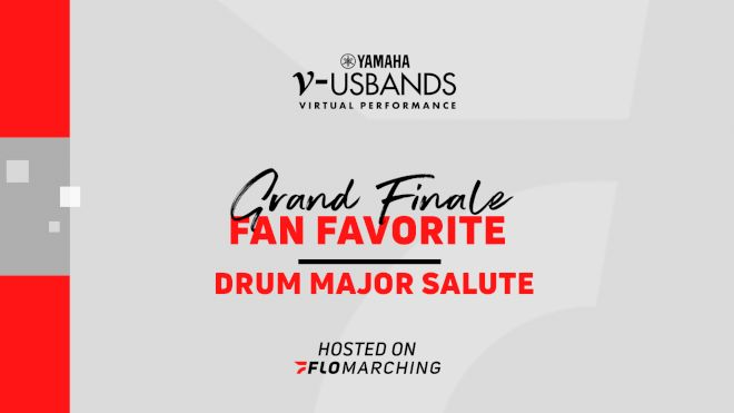 Fan Favorite: USBands Drum Major Salutes Contest