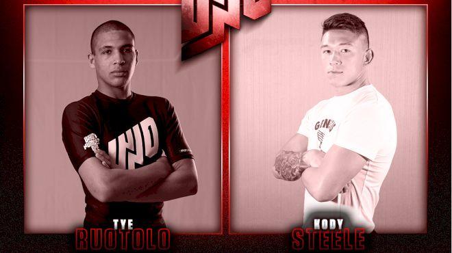 Tye Ruotolo Returns To WNO To Take On Kody Steele!
