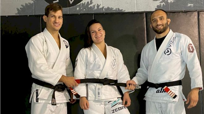 After A Year Hunting Black Belts, Lis Clay Gets Promoted