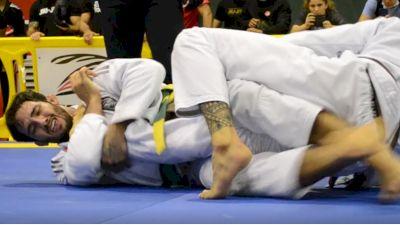Bruno Matias Earns Brown Belt Absolute Finals Berth With Kneebar Finish