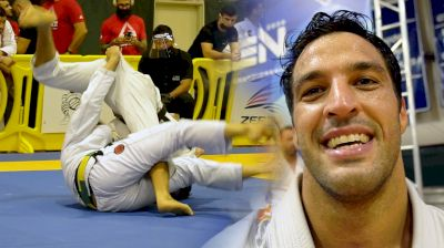 Gregor Gracie Back In The Gi And Leading Renzo Team From The Front