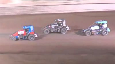Feature Replay | USAC Midgets at Western World Saturday