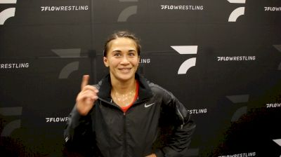Alli Ragan After Dominant Win Over Louive