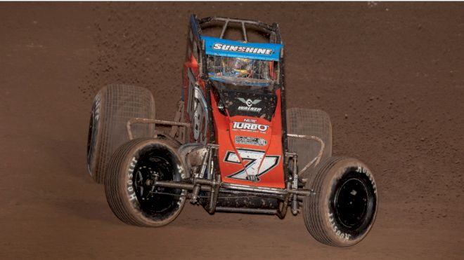 Courtney Wins 3rd Straight at Western World
