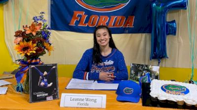 Leanne Wong Commits To University Of Florida