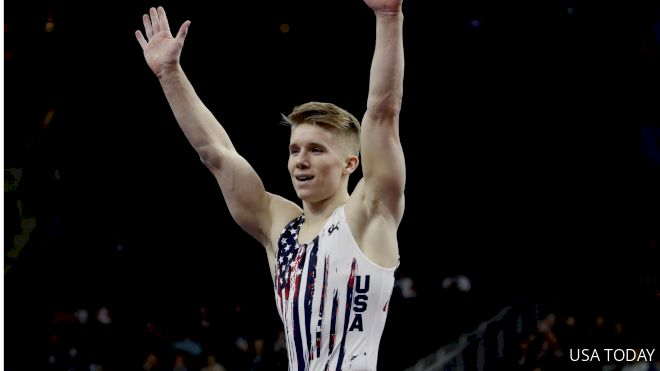 Shane Wiskus Aims For His First Olympic Team Amongst Difficult Setbacks