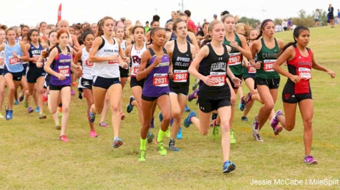 picture of 2020 UIL XC Championships