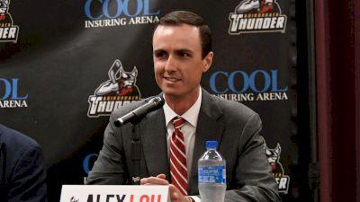 Loh Of The Adirondack Thunder Prepares For The 'Upside-Down' Hockey Season