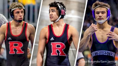 The Front Half Of Rutgers Lineup Could Be Stacked In 2021
