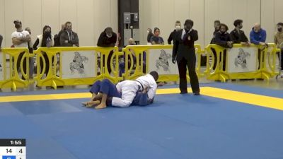 RONALDO PEREIRA DE SOUZA JÚNIOR vs MATHEUS LUCAS ROCHA DE OLIVEIRA 2020 Atlanta International Open IBJJF Jiu-Jitsu Championship