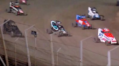 Feature Replay | USAC Midgets Saturday at Merced
