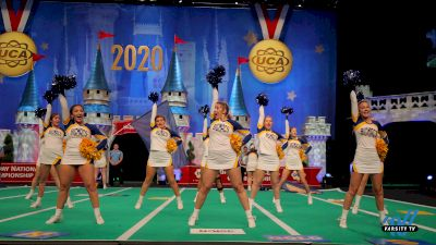 Check These Top Moments From The 2020 UCA Mid America Virtual Regional!