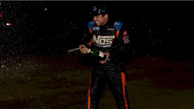 Windom The Newest Member of USAC's Triple Crown Club
