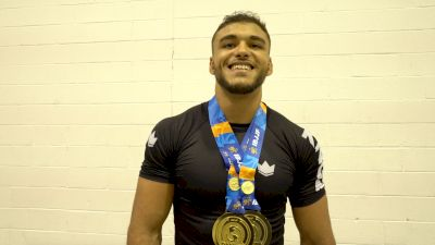 Kaynan Duarte Earns Double Gold At No-Gi Pans, Eager For Rodolfo At WNO