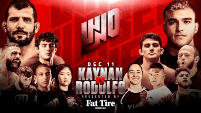 All Killer, No Filler: Only The Action From WNO: Kaynan vs Rodolfo