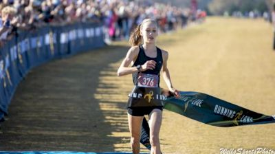 Jenna Hutchins Is First High School Girl To Break 16:00 5k In Cross Country