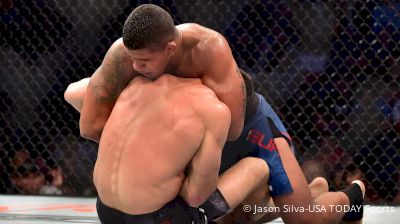Gilbert Burns Wants To Grapple Nate Diaz