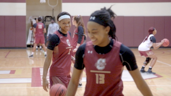 picture of All-Access: College Of Charleston Women's Basketball