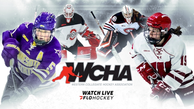 picture of Women's WCHA Hockey