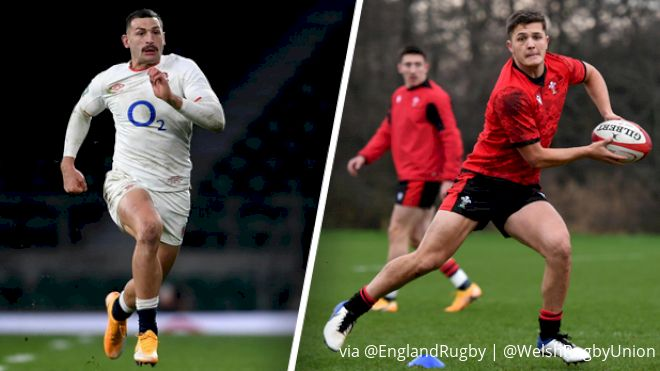 England Looking To Stay Perfect Against Wales