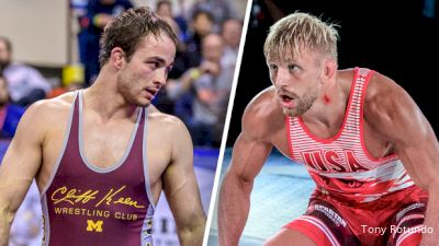 Logan Massa Has Been Impressive, But Is He Ready For A Match With Kyle Dake At RTC Cup?