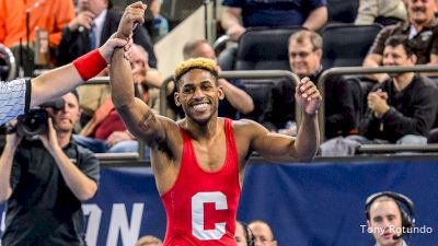 Nahshon Garrett's CKLV Match With Cody Brewer Was Pivotal In His Career
