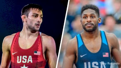 Nahshon Could See Vito At RTC Cup.