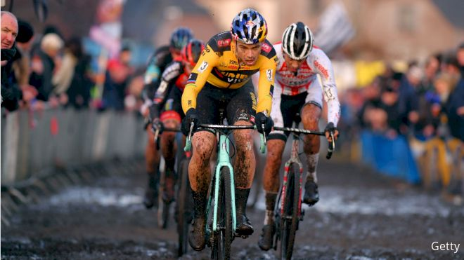 2021-2022 UCI Cyclocross World Cup