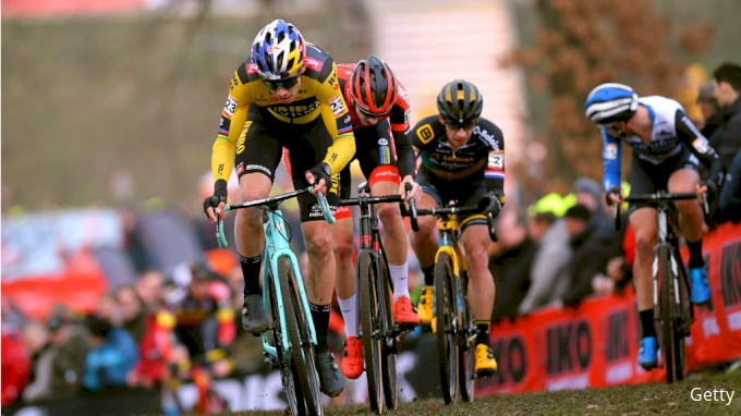 picture of 2020 UCI Cyclocross World Cup: Tabor