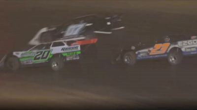 Feature Replay | The Leftover at 411 Motor Speedway