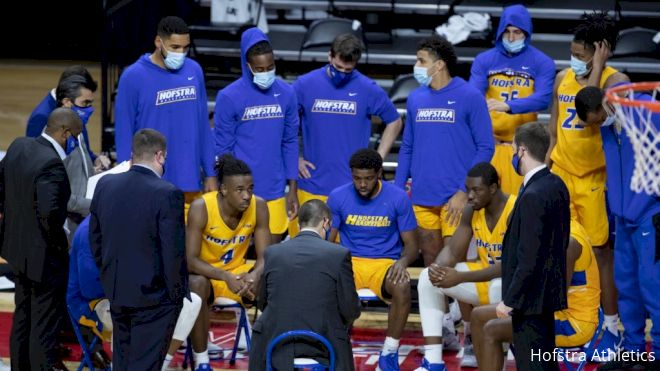 I'll Be Quirky: After Historic 2-Year Run, Hofstra Eyes Another CAA Crown