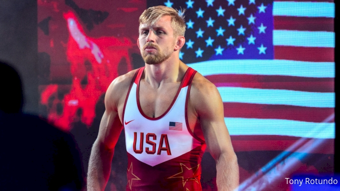 picture of Kyle Dake - US Olympian 74kg