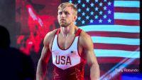 Kyle Dake - US Olympian 74kg