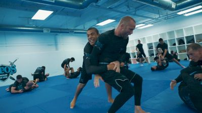 Tye Ruotolo Training No-Gi With Josh Hinger at Atos Jiu-Jitsu