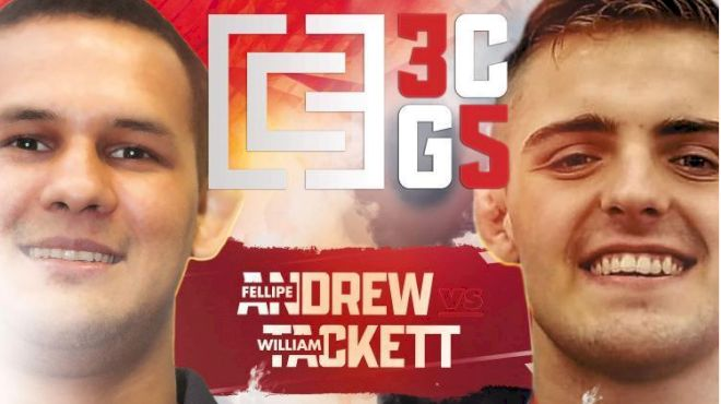 William Tackett Will Challenge Fellipe Andrew At Third Coast Grappling 5