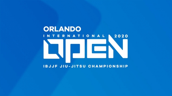 picture of 2020 IBJJF Orlando International Open Jiu-Jitsu Championship