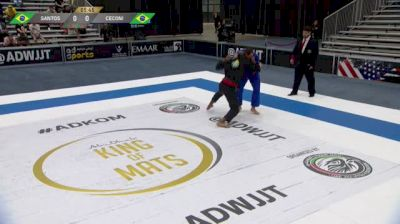 Erberth Santos vs Alexandro Ceconi 2018 King of Mats Los Angeles
