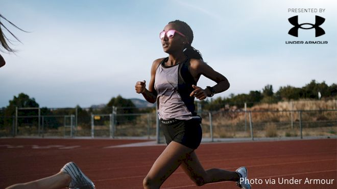 Weini Kelati Signs With Under Armour, Joins Dark Sky Distance Team