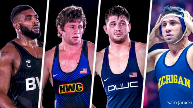 Amine vs Domestic 86kg Standouts At The RTC Cup