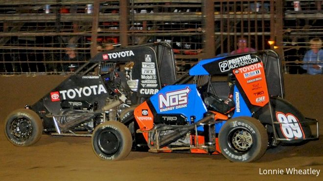 USAC's Closest Finishes of 2020