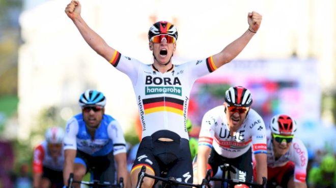 Pascal Ackermann Tour de France 2021
