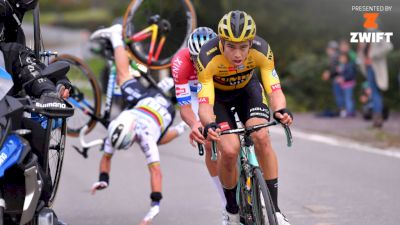 From Evenepoel to Alaphilippe, The Worst Crashes Of 2020