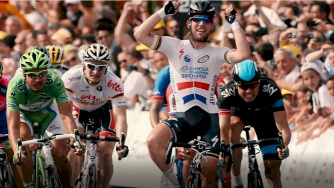 Cavendish Extends Career With Quick-Step Return