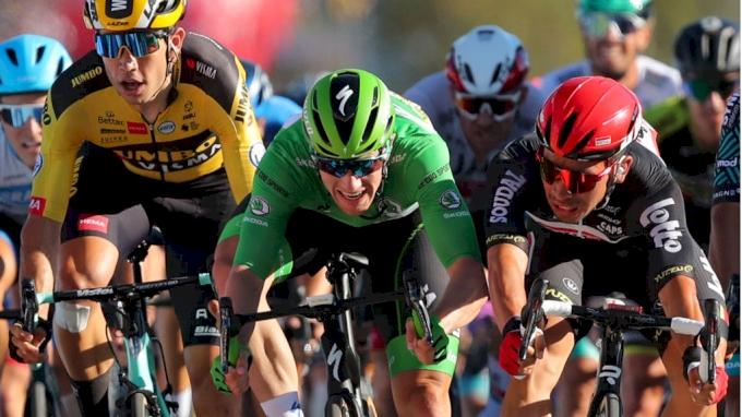 picture of Sam Bennett Tour de France 2021