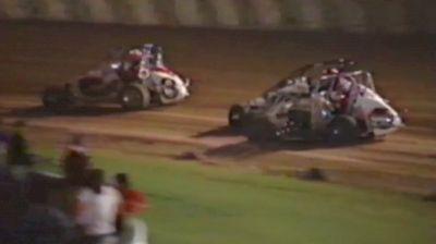 Flashback: USAC Midgets at Angell Park 7/14/90