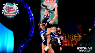 Relive Highlights From The 2020 Pop Warner National Cheer & Dance Championship!