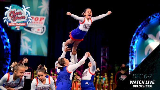 picture of 2020 Pop Warner National Cheer & Dance Championship