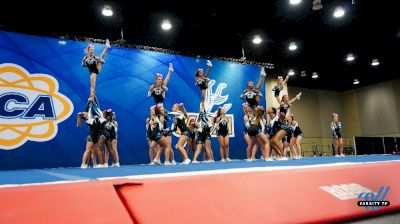 Getting Back On The Floor: Louisiana Cheer Force Twilight