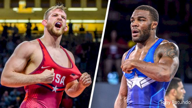 Jordan Burroughs-David Taylor Match Moved To January 13