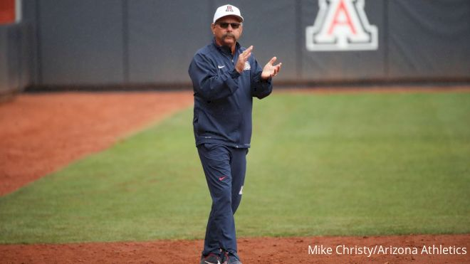 Why The Fire Still Burns For Arizona Head Softball Coach Mike Candrea